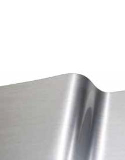 Fine Brush Láminas Decorativas Silver R.Tape