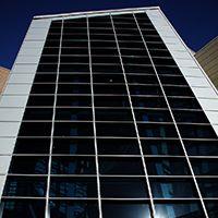 Láminas de Control solar para edificios