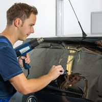 Láminas de control solar para vehículos