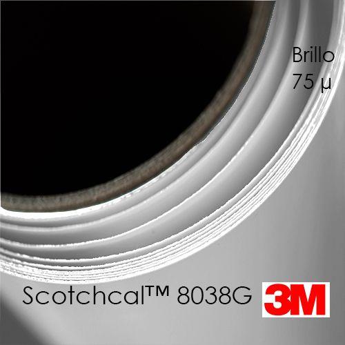 3M™ Scotchcal™ 8038 G Laminado Polimérico