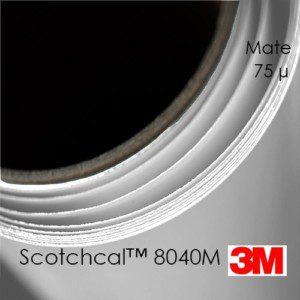 3M™ Scotchcal™ 8040 M Laminado Polimérico