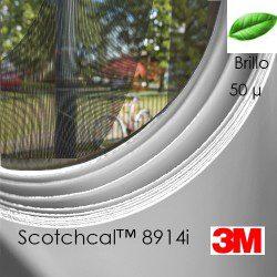 3M Scotchcal 8914i Laminador Microperforado