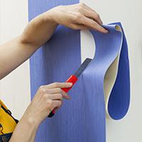 Láminas autoadhesivas para paredes y suelos